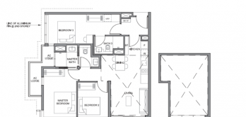 parc clematis floor plan 3bedroom dual key
