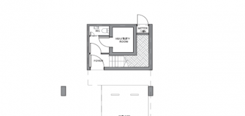 parc clematis floor plan for Terrace basement